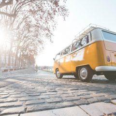 Un Combi Volkswagen pour découvrir Lyon