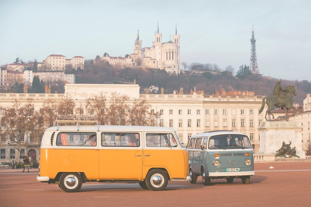 My Little Kombi -Lyon