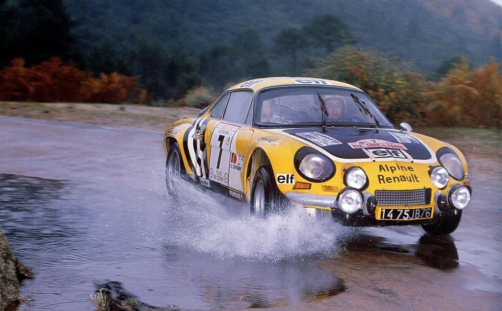 """Alpine A110 """"Tour de Corse 1975"""""""
