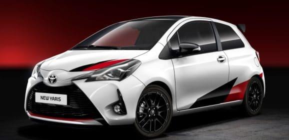 Toyota Yaris GRMN : Du sport à Genève