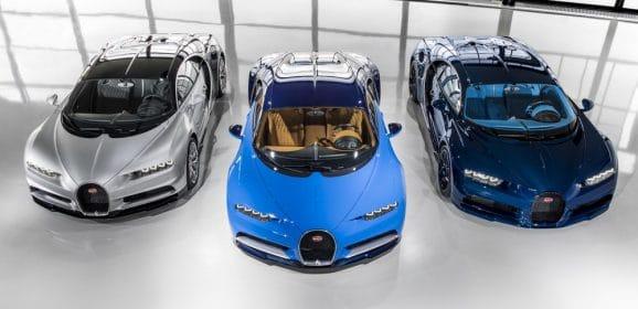 Une nouvelle Bugatti pour Genève ?