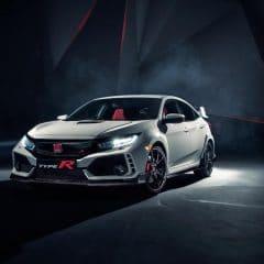 Honda Civic Type R : La version de série à Genève, 320 ch !
