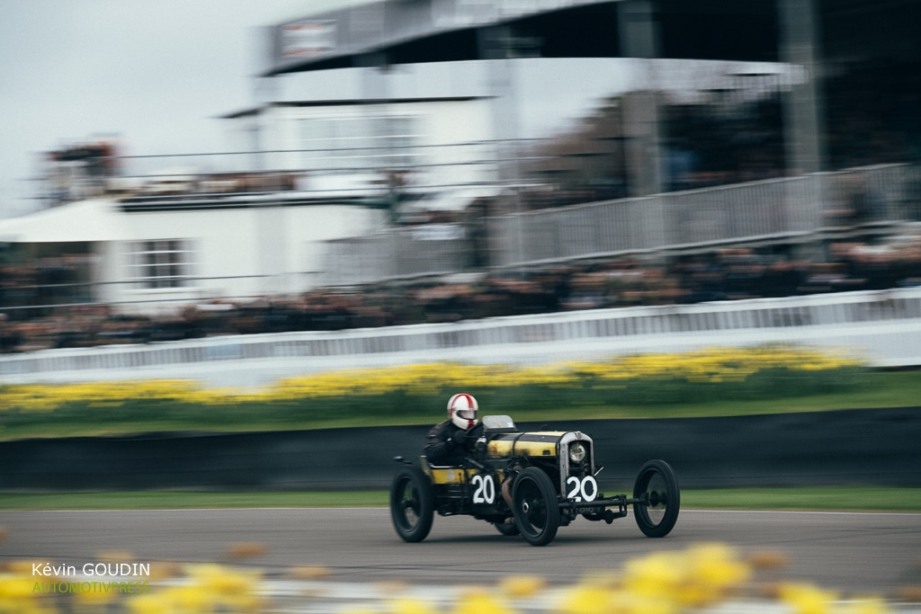 Goodwood 75 MM 2017 - S.F. Edge Trophy