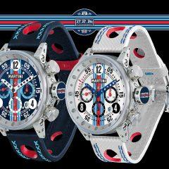 B.R.M et Martini Racing : Partenariat aux couleurs d'une icône du sport automobile