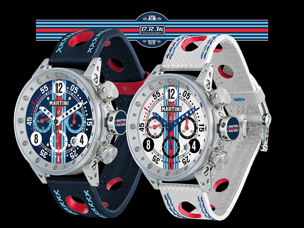 B.R.M et Martini Racing