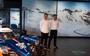 Signatech Alpine - R. Dumas/G. Menezes - Raphael Dauvergne