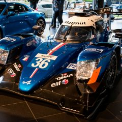 Alpine A470 LMP2 : Nouvelle arme pour 2017 en championnat FIA WEC