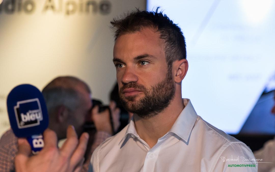 Signatech Alpine - Nicolas Lapierre - Raphael Dauvergne