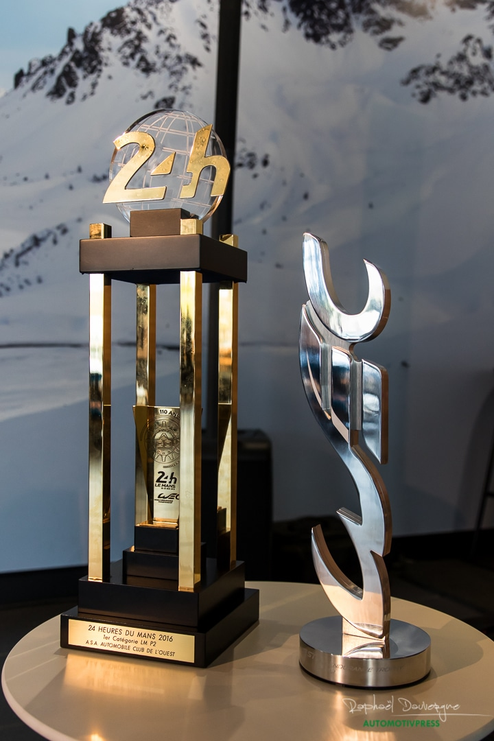 Trophées 2016 LMP2 FIA WEC - Signatech Alpine - Raphael Dauvergne