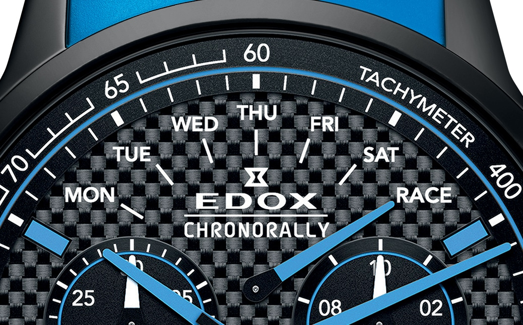 Edox Chronorally Sauber F1 Team Limited Edition 2017