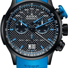 "Edox Chronorally Sauber F1 Team Limited Edition 2017 : ""Racing Blue spirit"""
