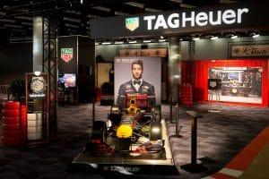 TAG Heuer - Salon de Genève 2017