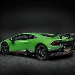 Lamborghini Huracan Performante : Explosive !