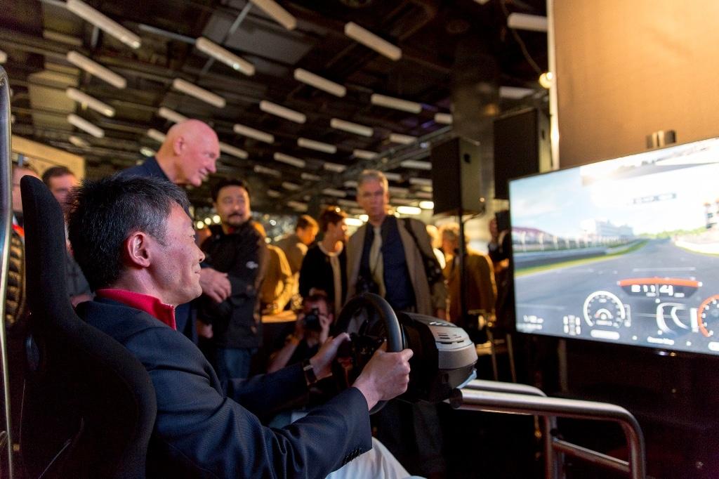 TAG Heuer partenaire de Gran Turismo
