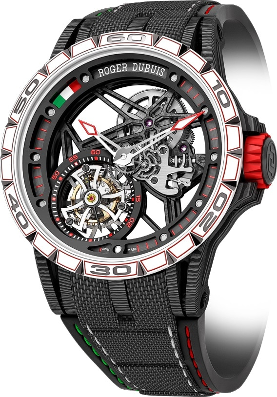 Roger Dubuis Excalibur Spider ItalDesign Edition