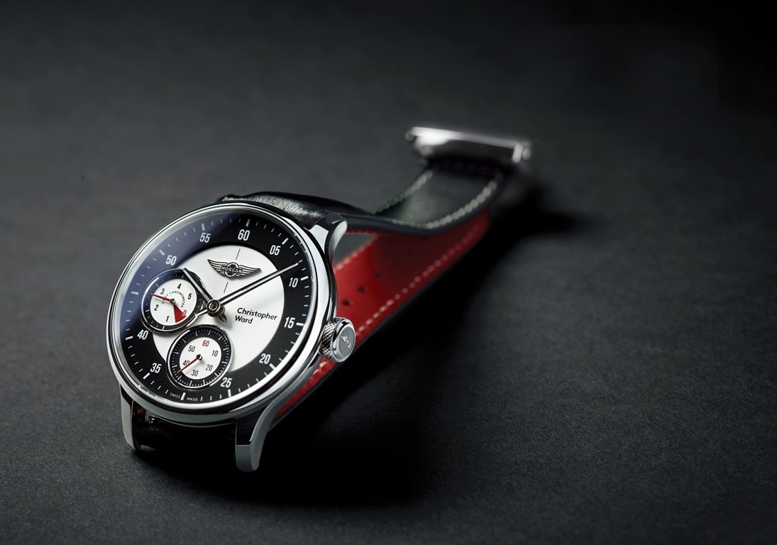 Christopher Ward C1 Morgan Aero 8 Chronometer