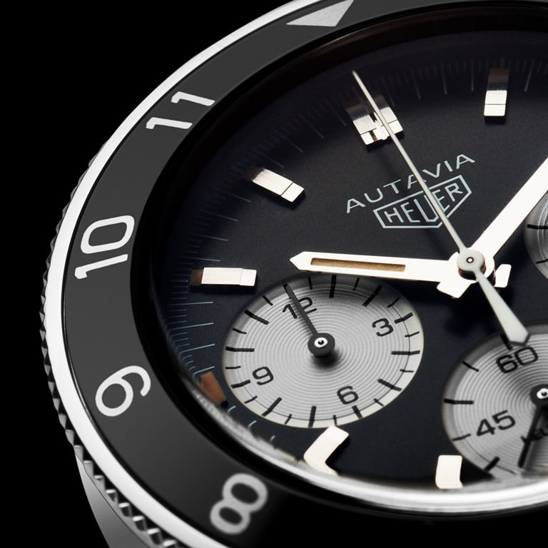 TAG Heuer New Autavia