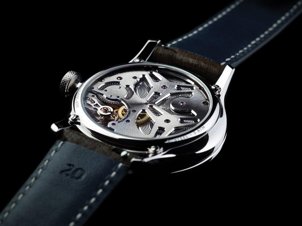 Christopher Ward C1 Morgan Classic Chronometer