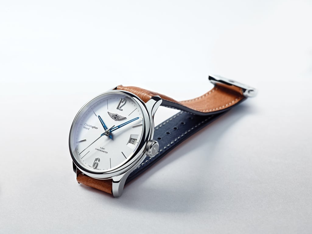 Christopher Ward C1 Morgan Classic Chronometer