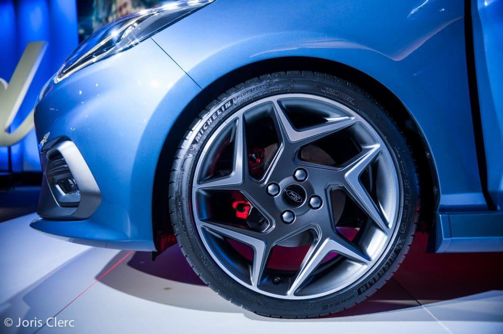 Ford Fiesta ST 2017 - Genève 2017 - Joris Clerc