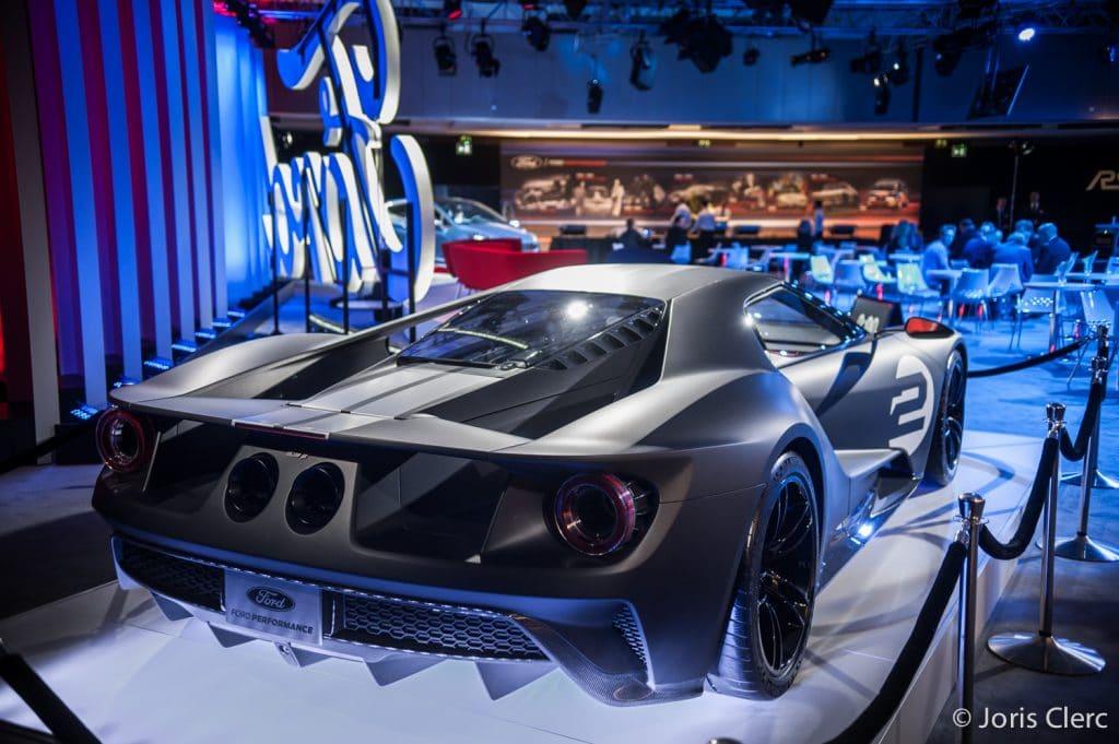 Ford GT - Genève 2017 - Joris Clerc