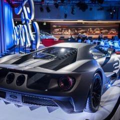 Salon de Genève 2017 : Un avant goût du stand Ford!