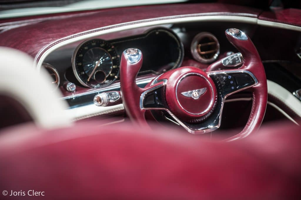 Bentley EXP12 Speed 6E - Joris Clerc
