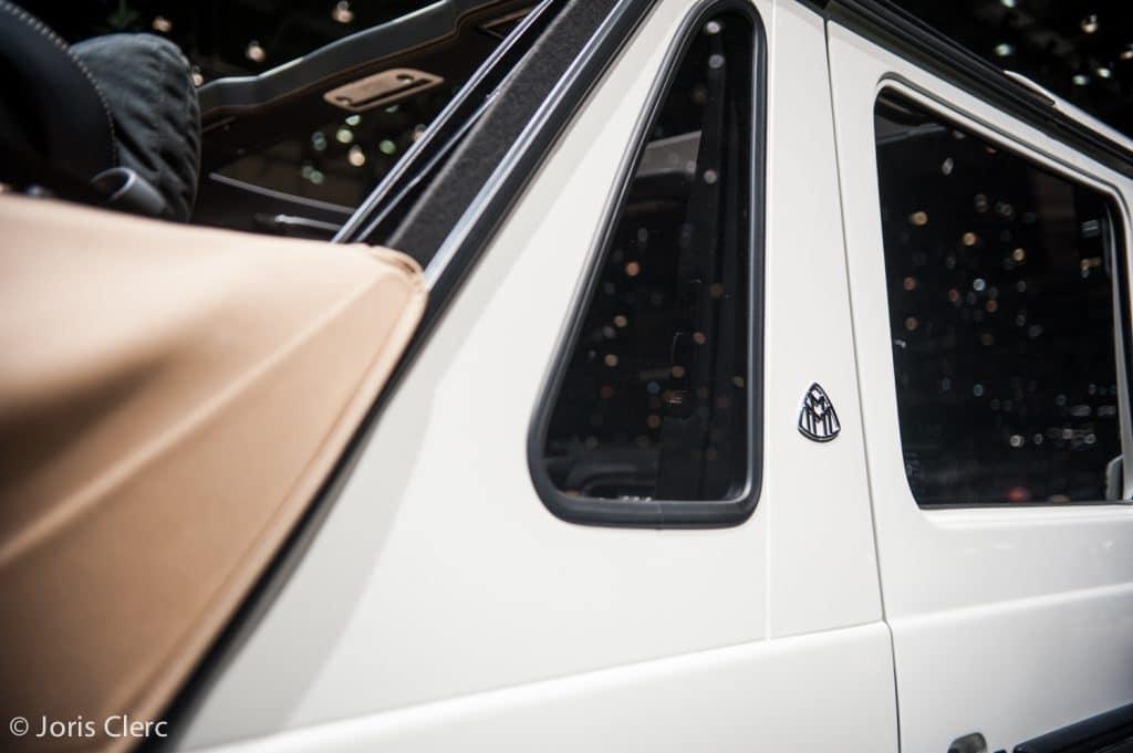 Mercedes G650 Landaulet - Joris Clerc