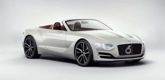 Bentley EXP12 Speed 6e : Le plus beau concept-car du Salon de Genève 2017