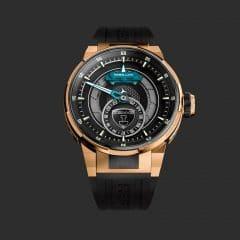 Rebellion Timepieces Predator 2.0 GMT Zenvo pour l'hypercar TS1 GT 10e anniversaire à Genève