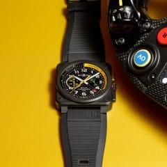 Bell & Ross BR 03-94 RS17 : Un morceau de F1 au poignet !