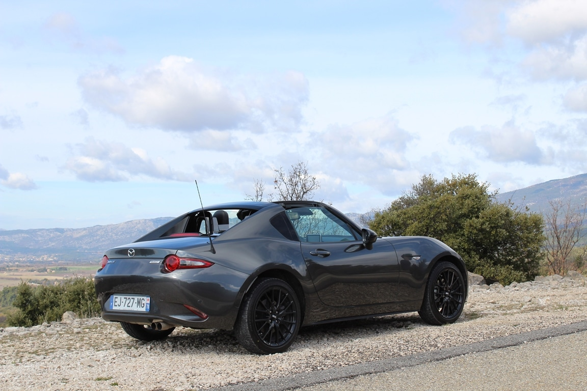 Mazda MX-5 RF First Edition
