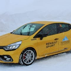 Renault Sport Ice Driving Experience : Mieux que le ski !