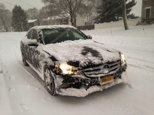 Mercedes C300 4-Matic