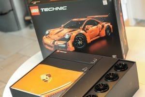 Lego Technic (42056) - Porsche 911 GT3 RS