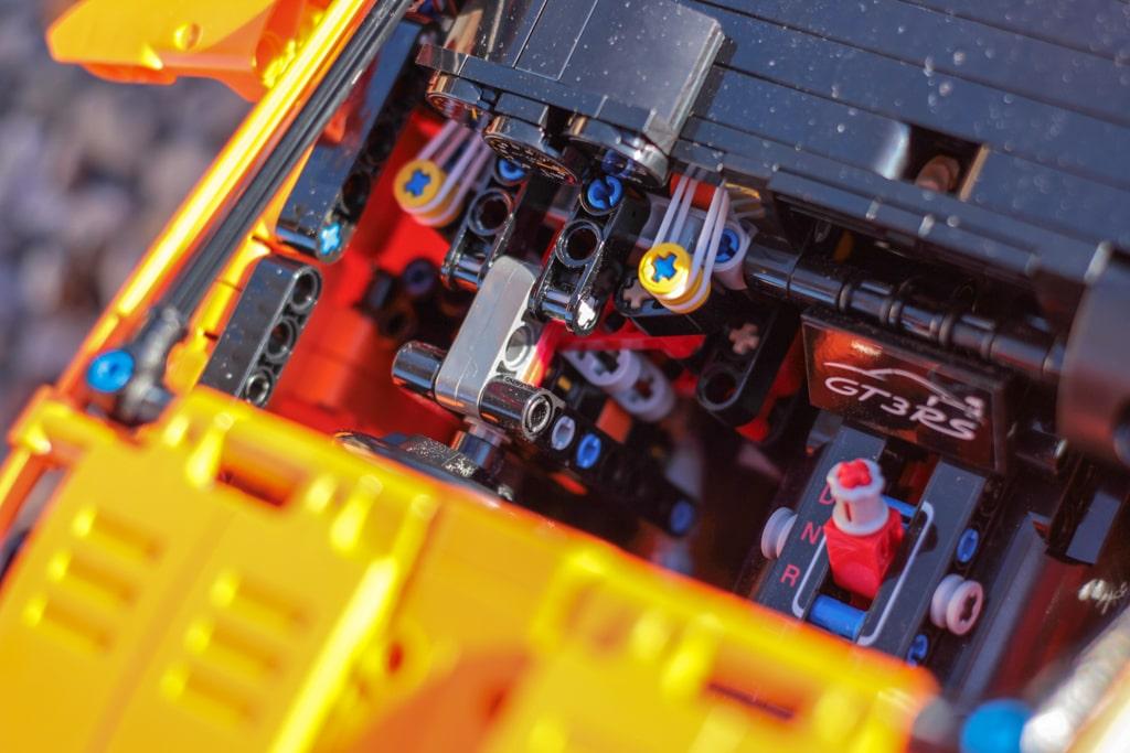 Lego Technic (42056) – Porsche 911 GT3 RS