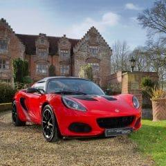 Lotus Elise Sprint : Restylée et plus légère !