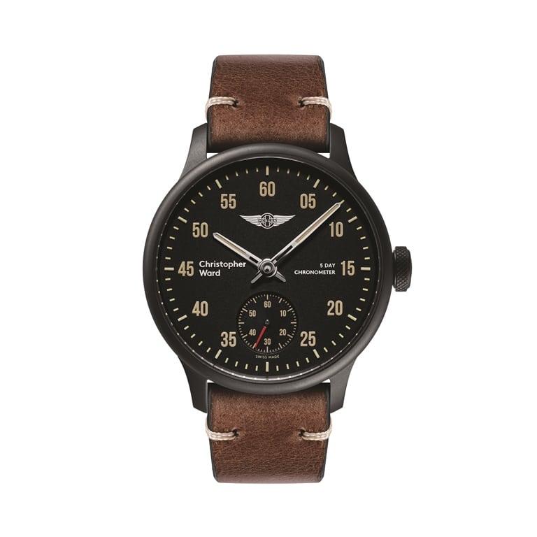 Christopher Ward C1 Morgan 3 Wheeler Chronometer
