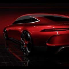 Salon de Genève 2017 : Mercedes AMG GT Concept, l'après CLS ?