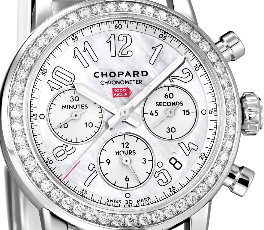Chopard Mille Miglia Classic Chronograph 2017