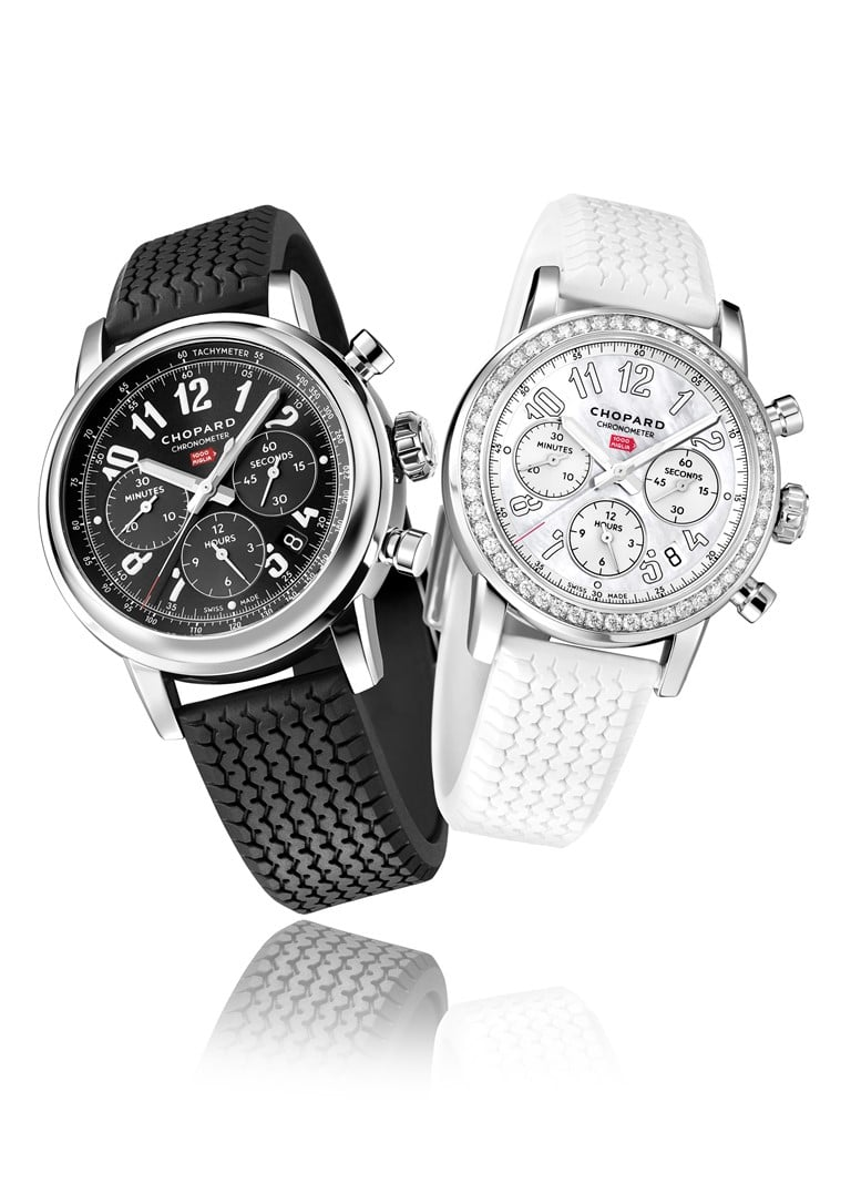 Chopard celebrates the 90th anniversary of the legendary Mille Miglia race