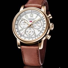 Chopard Mille Miglia Classic XL 90th Anniversary Limited Edition : 90 ans de passion automobile à l'italienne