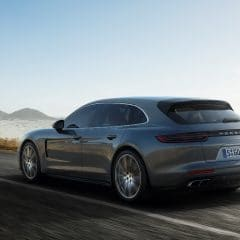 Porsche Panamera Sport Turismo à Genève, enfin !