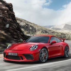 Porsche 911 GT3 : Évolutions à Genève