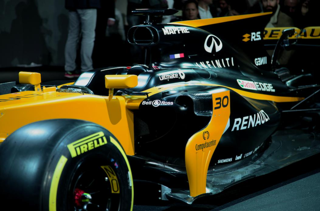 Renault Sport F1 R.S.17