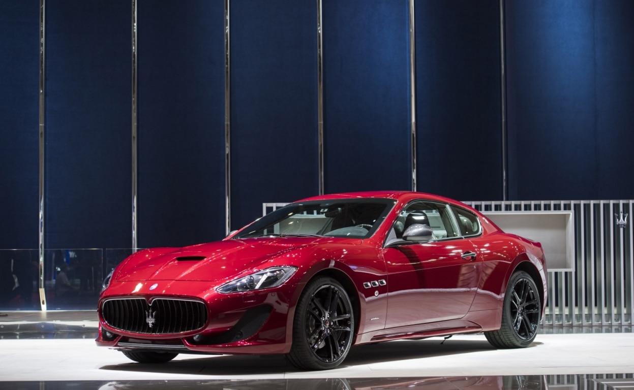 Maserati GranTurismo Sport et GranCabrio Sport Edition Speciale