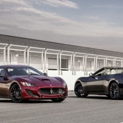 Maserati GranTurismo Sport et GranCabrio Sport : Pour les 60 ans de la 3500 GT
