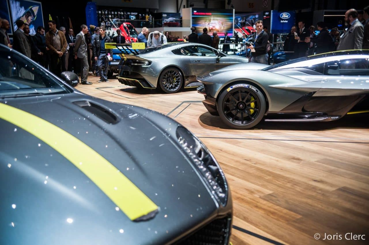 Aston Martin AMR