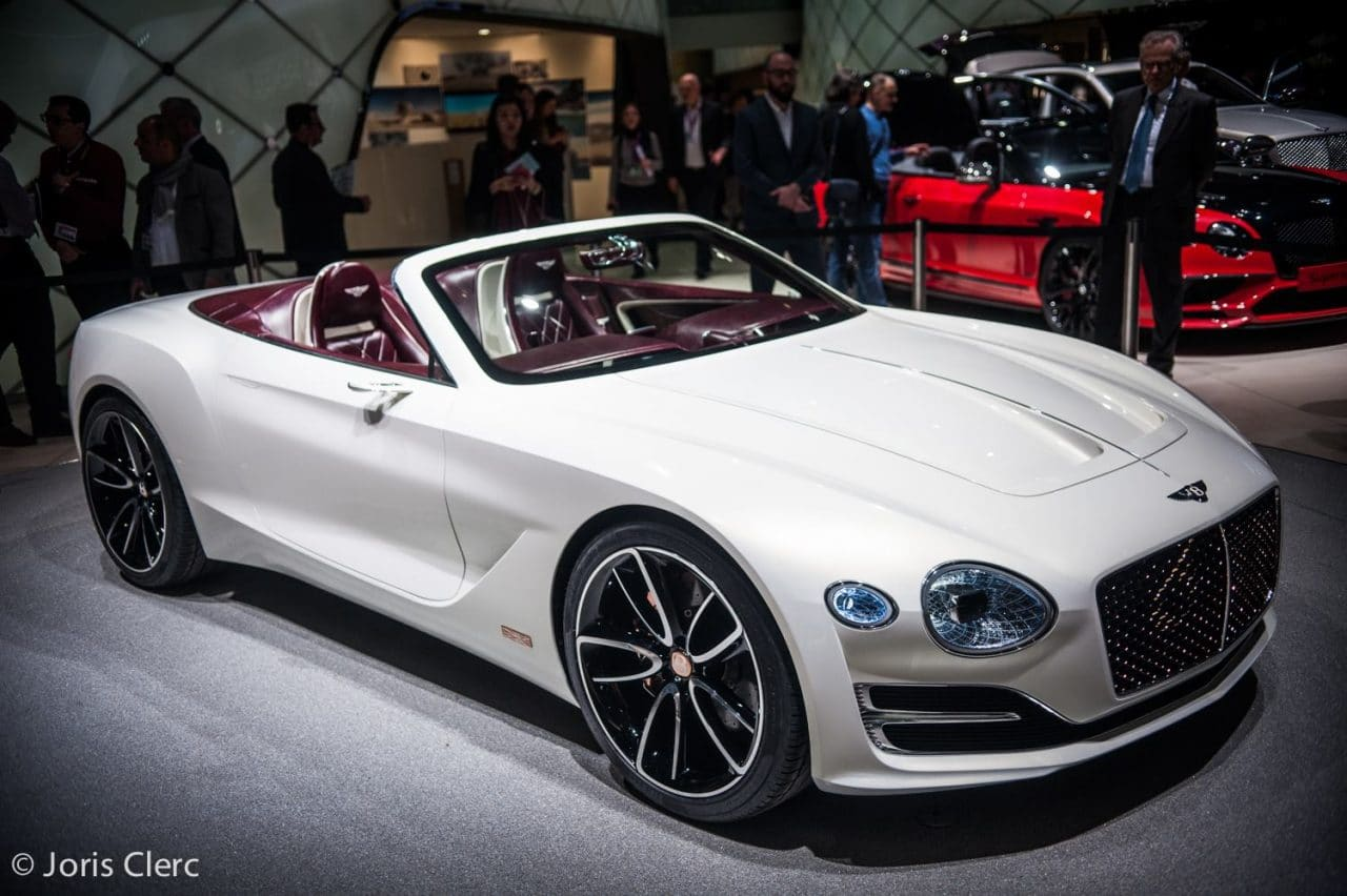 Bentley EXP10 Speed6