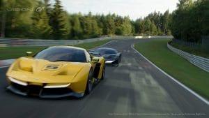 Fittipaldi Motors - Fittipaldi EF7 Vision Gran Turismo by Pininfarina